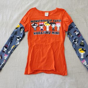 Harajuku Mini Halloween Shirt, Monstrously Cute