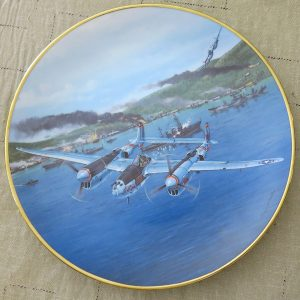 P-38F Lightning Collector Plate